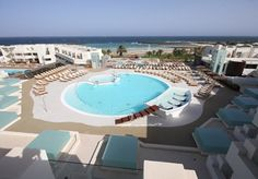 Seven-night all-inclusive Lanzarote break with spa access, watersports, a Junior suite and all travel