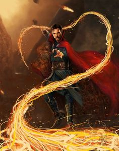 Who cannot be a fan of Benedict Cumberbatch or our very own Marvel superhero Doctor Strange? Check out our awesome Doctor Strange poster collection. Marvel Doctor Strange, Doctor Strange Poster, Doc Strange, Strange Magic, Marvel Fanart, Marvel Comics, Marvel Heroes, Batwoman, Nightwing