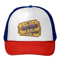 Trucker cap hat Clowning
