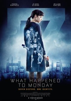 What Happened to Monday (2018) Full Movie 720p HD Download Links