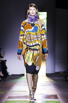 Peter Pilotto Ready To Wear Fall Winter 2015 London - NOWFASHION