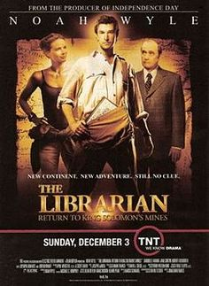 The Librarian- Return to King Solomon's Mines (2)