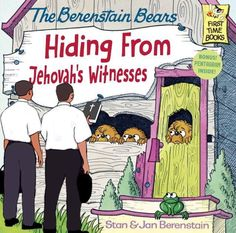 """I'm still trippin' on how """"Berenstein"""" is now """"Berenstain"""" ... doesn't anyone else notice this?!?"""