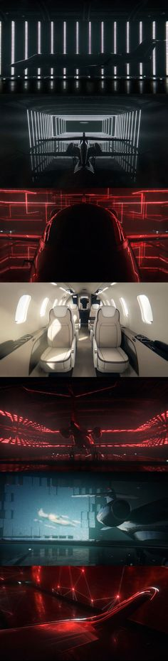 Bombardier Learjet. VFX & finishing: SHED