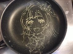 Food Art in Animated WIP Portrait Pancakes. See more art and information about KimochiSenpai, Press the Image.
