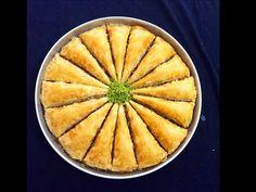 Tereyağlı ,Cevizli, El Açması Baklava Evde Nasıl Yapılır ? - YouTube Eid Sweets, Turkish Delight, Turkish Recipes, Apple Pie, Tart, Desserts, Youtube, Food, Yogurt