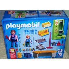 Playmobil 4327 School Set School Cafeteria