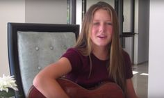 This 13-Year-Old's Donald Trump Song Speaks For An Entire Nation