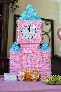 Cinderella Party Piñata