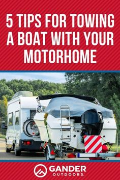 5 Tips for Towing a Fishing Boat With Your Motorhome Camping Games, Camping Activities, Boat Supplies, Boating Tips, Backpacking Tips, Camping Tips, Surfing Pictures, Boat Trailer, Vintage Surf