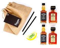 Godfather cocktail kit
