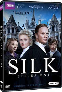 Silk - BBC Home Entertainment Announces a DVD Release for North America