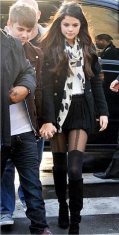 her outfit <3