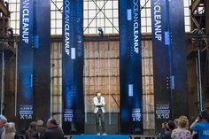 The Ocean Cleanup project's Boyan Slat has revealed a notable design improvement and set a Pacific deployment target for the first half of 2018, a full two years ahead of schedule. Throughout The World, Around The Worlds, Boyan Slat, Great Pacific Garbage Patch, Ocean Cleanup, 10 Picture, Clean Up, News Design, Product Launch
