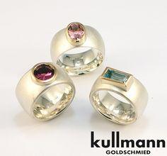 Jewelry Rings, Silver Jewelry, Silver Rings, Bijoux Design, Jewelry Design, Diamon Ring, Pinterest Jewelry, Diy Rings, Jewelry