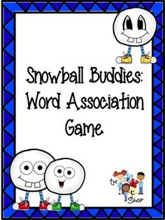 FREE!!! There are 24 game cards included in this pack.  Have students take turns picking a card and naming as many associated word as they can think of that go with the target word.  You can play a timed game (how many can you name in 1 minute) or have them get to a specific number (I also try for 5+ associated words).