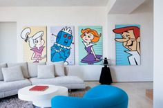 Gagging! I need these paintings SO MUCH