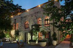 מלון בוטיק אלגרה ירושלים עין כרם