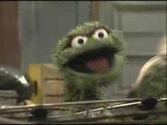Sesame Street - I Love Trash!
