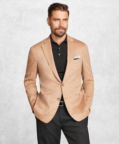 Brooks Brothers Golden Fleece FW 2017 - Camel Hair Jacket