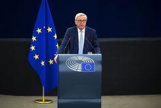 Bloomberg: O Juncker επιθυμεί τις Ηνωμένες Πολιτείες Ευρώπης. Τον στηρίζει κανείς; ~ Geopolitics & Daily News