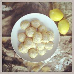 Lemon ricotta cookies, recipe by Giada De Laurentiis