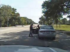 """Newly Released Dashcam Video Shows Sandra Bland Traffic Stop. """"Once you see what occurred, you will probably agree with me that she shouldn't have been taken into custody,"""" state Sen. Royce West said at a news conference held before the dashcam video was made public."""