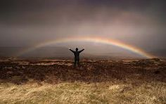 25 of the Worlds Most Beautiful Rainbow photography examples Where The Rainbow Ends, Over The Rainbow, Love Spell That Work, As You Like, Compositor Musical, Free Love Spells, Rainbow Photography, Nature Photography, Rain Wallpapers