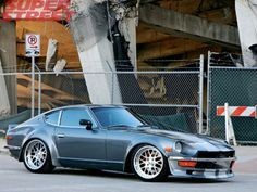 Datsun  ..... but a great looking car...