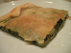 In Cucina con l'Ostessa: Torta Verde di bietole #essenzadiriviera.com