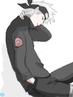 Kakashi.... Why you have to be so beautiful.