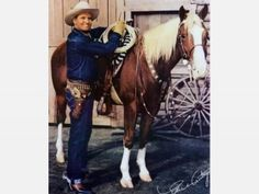 gene autry bio | Gene Autry biography, birth date, birth place and pictures