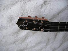 Cabeza con clavijas de madera de Boj,   Louzao