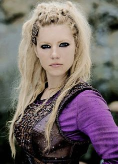 Lagertha; Vikings Season 4 Still [x]