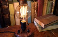 Steampunk Lamps & Lights for Interior Decor