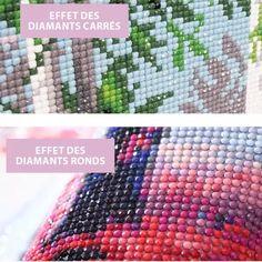 5D À faire soi-même Foret Carré Diamant Peinture Coloré Cross Stitch Kit Broderie Art