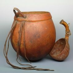 Ehoro milk pots were owned by affluent women in Botswana