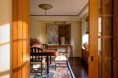 Park Avenue duplex renovation #interiordesign #art