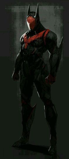 Batman exoskeleton