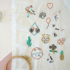 Kits Oh L'Artiiste /embroidery kits for beginners
