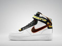 outlet store 37004 20a74 Nike x RT R.T. Air Force 1 Mid Givenchy Ricardo Tisci Size 11