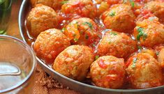 Meatballs are sure to be a big hit in almost every home. These beef meatballs can become a good idea as a wholesome dinner for your family since they are very nourishing and appetizing. In addition, this dish has a special zest. The secret of these meatballs lies in the apple sauce the recipe of which you will find out…