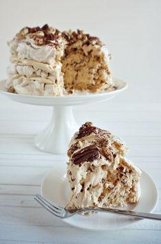 tort bezowy dakłas