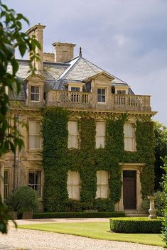 "Elton Hall, Cambridgeshire, described as ""romantic and part gothic"", located near Peterborough. From the 15th century."