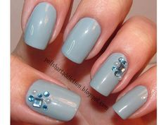 Cute idea for something blue for a wedding? www.ivillage.com/...