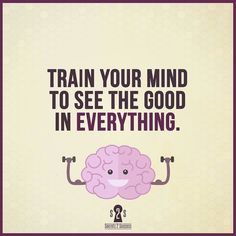 How do you train your mind for positivity?  @HowMental  The Mental Movement  is here to help you care for your wellbeing: Spreading Knowledge Positivity and Strength! Check out our page and Follow for your daily dose of Mental Goodness! @HowMental Embrace Your Mind