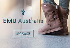 Ciepłe buty EMU przydadzą się każdEMU ;) !