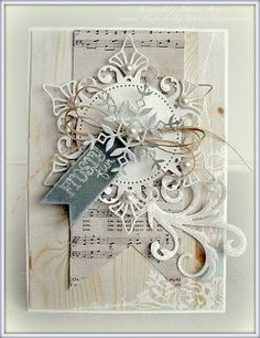 Beautiful card from Keepsakes by Melissa.