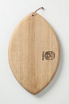 pinotage cutting board • anthropologie  unique shape