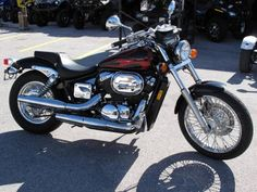 2005 Honda Shadow Spirit 750 (5,531 Miles)   3,899